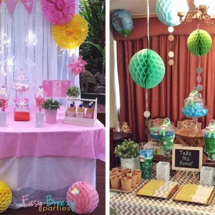 Party Decorations are essential For Party Fun